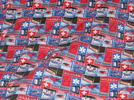 Ambulance blanket