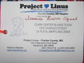 Project Linus Information
